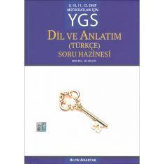 Altın Anahtar 9 10 11 12. Sınıf Dili ve Anlatım Türkçe Soru Hazinesi