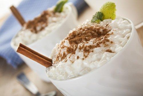 Saviez-vous que vous pouvez perdre du poids avec du riz au lait?