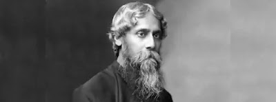 British came to India and, with them, brought the queue of transitions. The establishment of various schools and colleges by the Christian missionaries, who also arranged for the western influence on Indian soil. The young Tagore grew up, as a matter of fact, in an atmosphere thick with western influence. All his long life Tagore was deeply interested in and in close touch with goings on in western countries, which he visited several times. His prose essays, his criticisms, his reminiscences, travel diaries and correspondence, and his translations reveal an extensive acquaintance with and a profound appreciation of the intellectual heritage of the west. His visits to Germany, Sweden and a number of other cosmopolitan culture in an Indian framework that he tried to build up in later years at the Visva-Bharati. In March 1924 after his visit to South America, he dedicated his poetry to her, whom he called Vijaya. Some other examples of foreign influence on him are The Religion of Man, The Manchester Guardian vehemently criticising fascism.