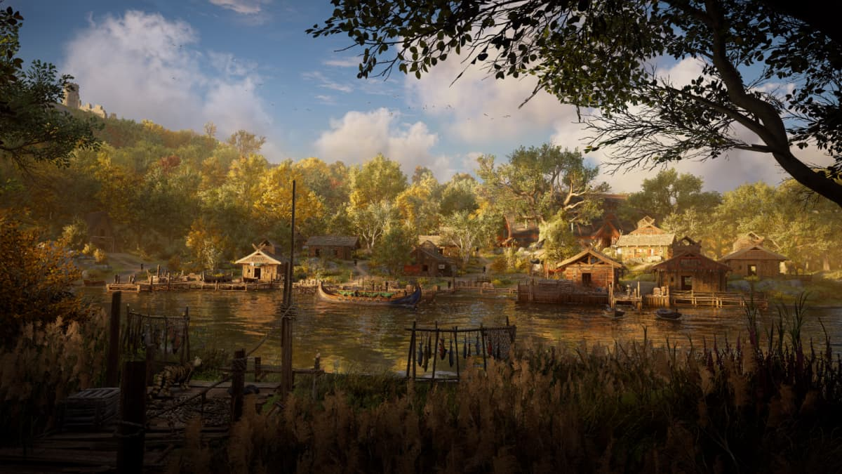 Assassin's Creed Valhalla: how the settlement works and all houses at a glance