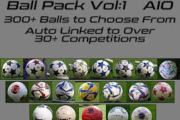 New Balls Server V3 Season 2021 AIO - PES 2021