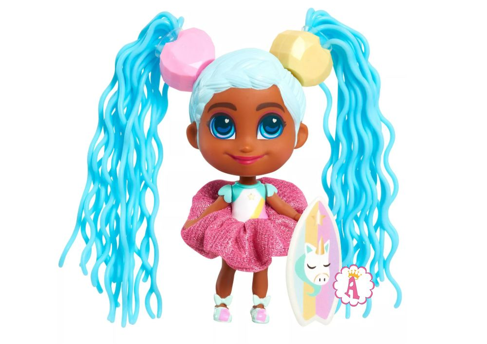 Игрушка Maya Hairdorables Shortcuts Jelly Hair сезон 2