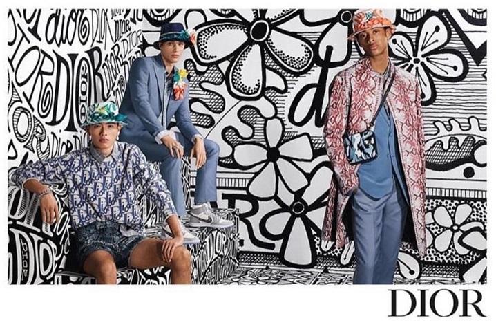 Dior Menswear Pre-Fall 2020 Campaign