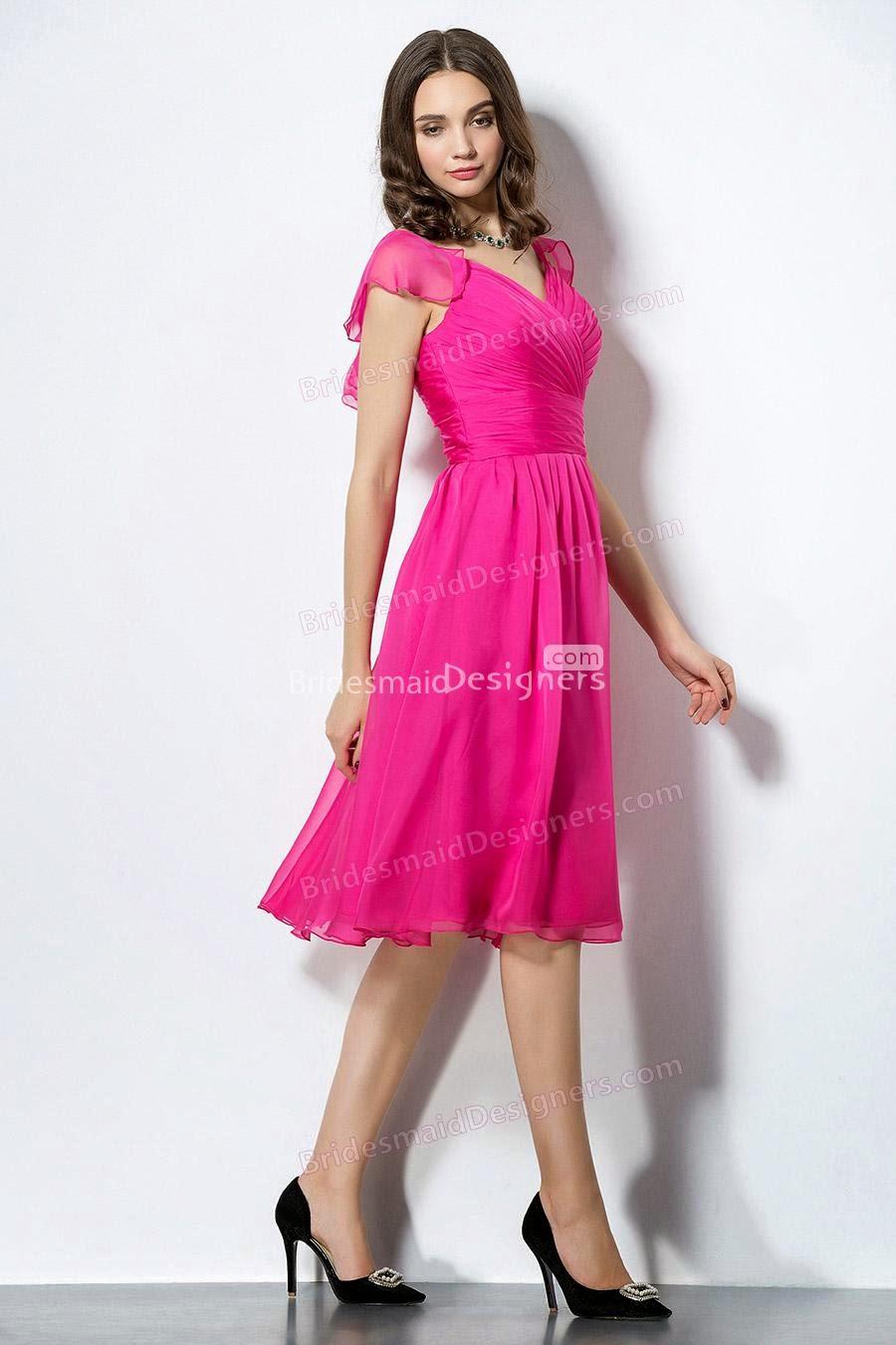 Fuschia Bridesmaid Dresses To Make You Feel Beautiful ...