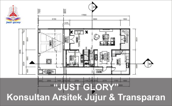 just glory konsultan arsitek tangerang
