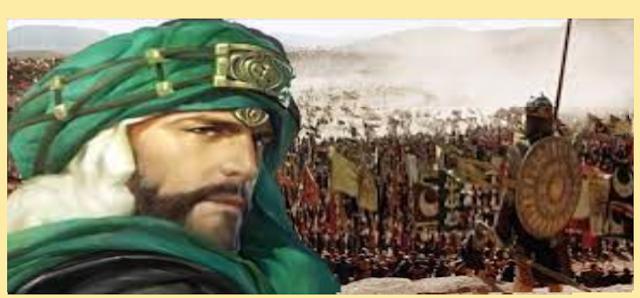 صلاح الدين الأيوبي  - الجزء الاول   .. إعداد رجاء حمدان