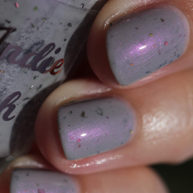 My Indie Polish Snuzzle swatch by Streets Ahead Style