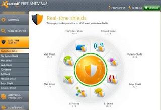 Avast! Free Antivirus7