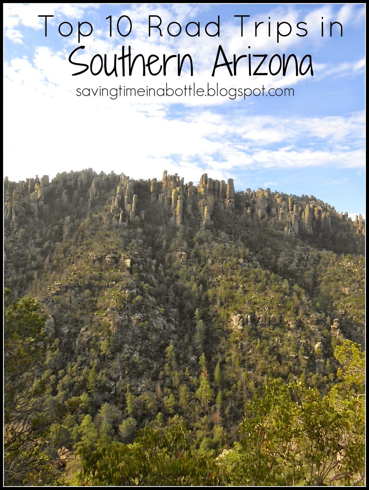 arizona, road trips, where to go in arizona, vacation, road trip ideas