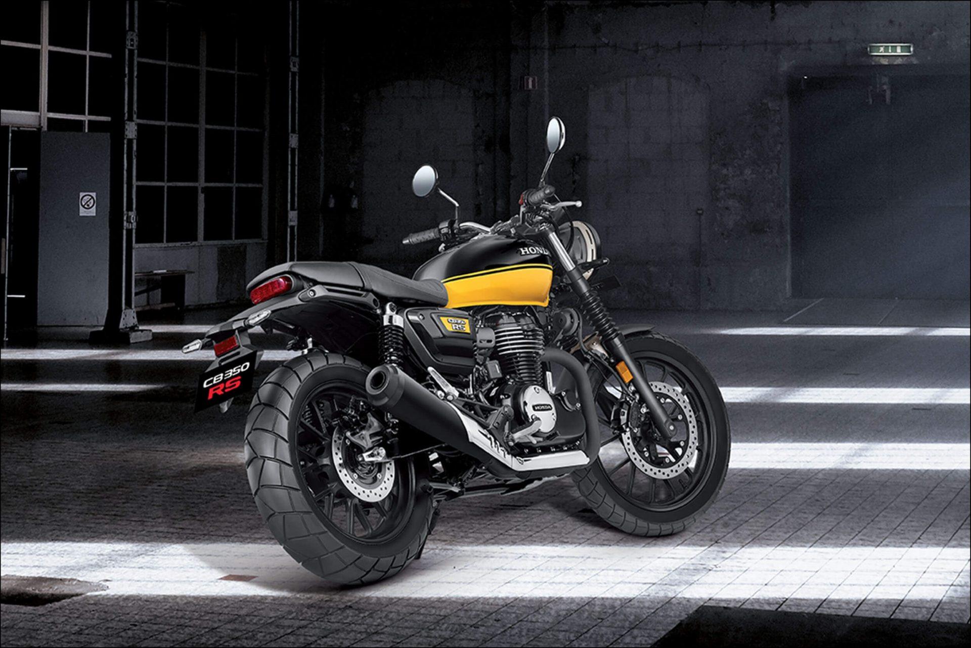 Hari ini Honda India resmi merilis New Honda CB350RS