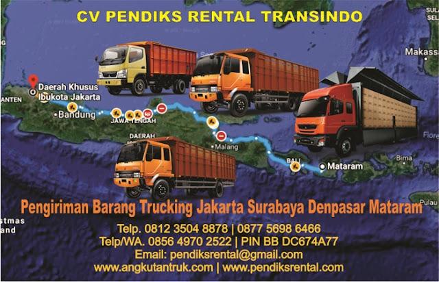 Ekspedisi Jakarta Mataram Lombok Sumbawa Dompu Bima