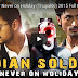 Indian Soldier Never on Holiday (Thupakki) 2015 Full Hindi Dubbed Movie | Vijay, Kajal Aggarwal
