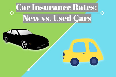 Insurance For Brand New Cars vs. Used Cars