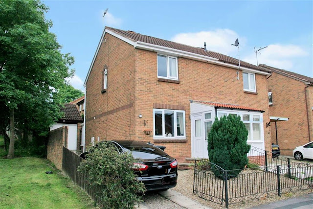 Harrogate Property News - 3 bed semi-detached house for sale Yarrow Drive, Harrogate HG3