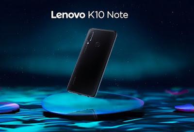 Lenovo K10 Note Smartphone's