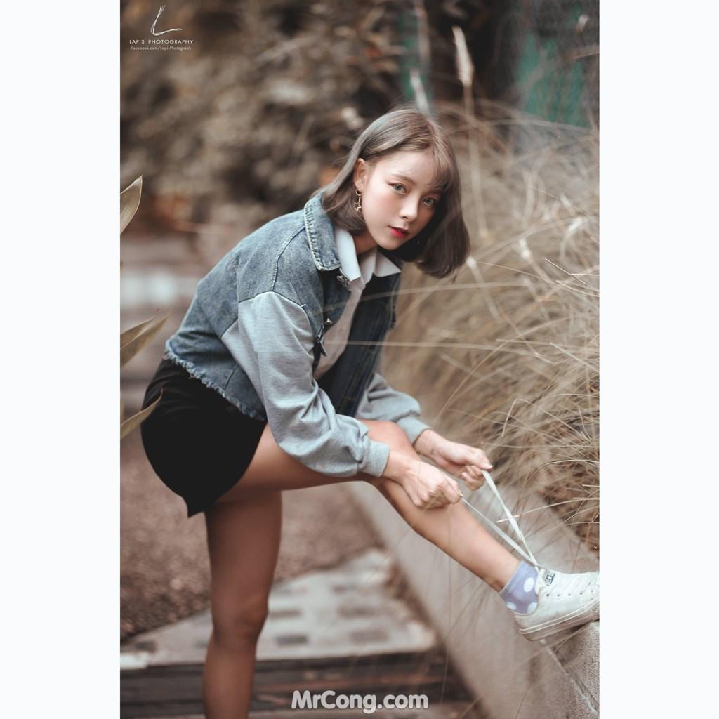 Image Thai-Model-No.483-Suchada-Pramoulkan-MrCong.com-008 in post Thai Model No.483: Người mẫu Suchada Pramoulkan (36 ảnh)