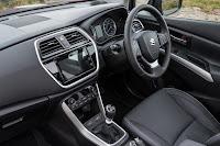 Suzuki SX4 S-Cross (2017) Dashboard