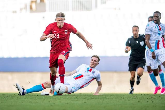 Latvia vs Norwegia Kualifikasi Piala Dunia 2022