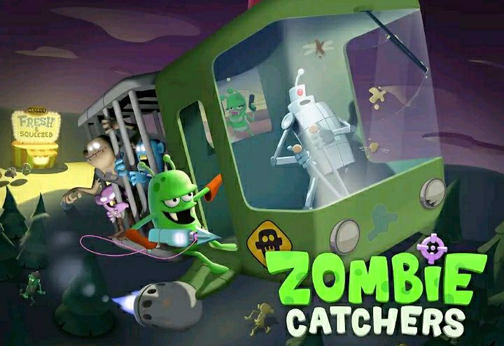Zombie Catchers Mod Apk Unlimited (Money/Plutonium) 1.27.0 for android
