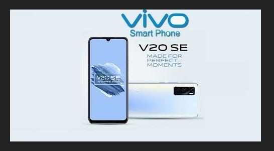 فيفو- Vivo تعلن رسميا عن الهاتف  Vivo V20 SE بأسعار اقتصادية