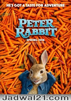 Jadwal PETER RABBIT di Bioskop