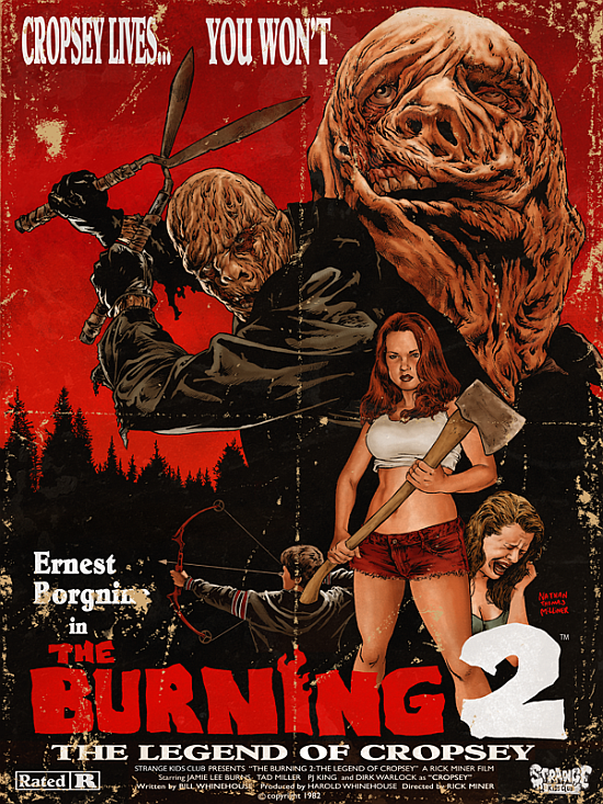 the horror club dvd review the burning 1981