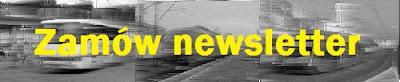 Zamów bezpłatny newsletter - informacje o nowych wpisach