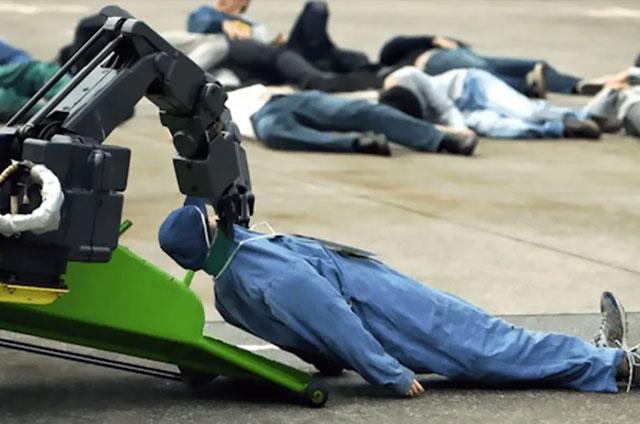 EATR Robot