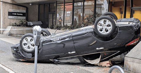Ilyen nincs, ez egészen biztos az évszázad legbénább parkolása