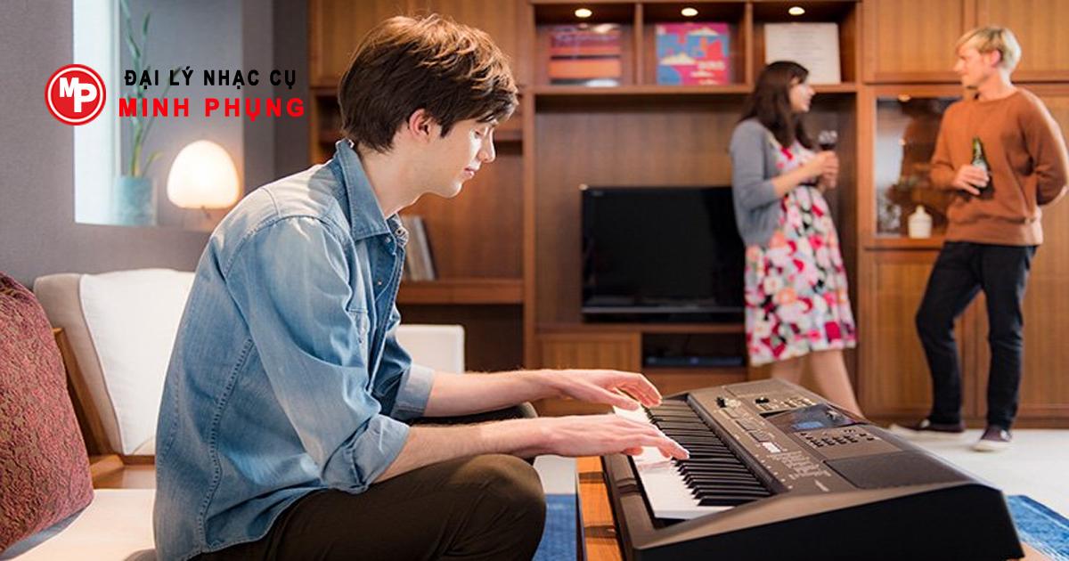 Nơi bán Đàn organ Yamaha PSR-EW410 giá rẻ nhất tháng