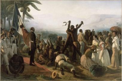 Abolizione della schiavitù 1848 - Francois Auguste Biard