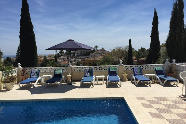 Villa in Benalmadena with Clickstay