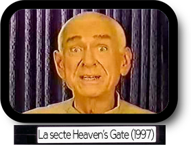 La secte Heaven's Gate