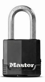 master lock M115XDLF Covered Laminated Padlock