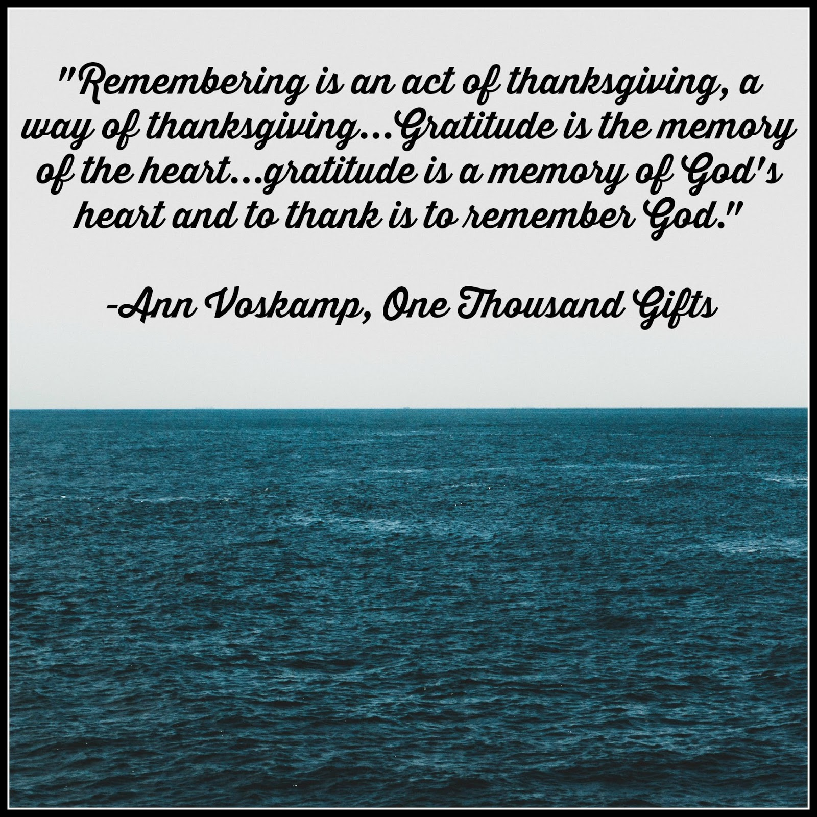 """Ann Voskamp's One Thousand Gifts book review: it's all about eucharisteo. """""""