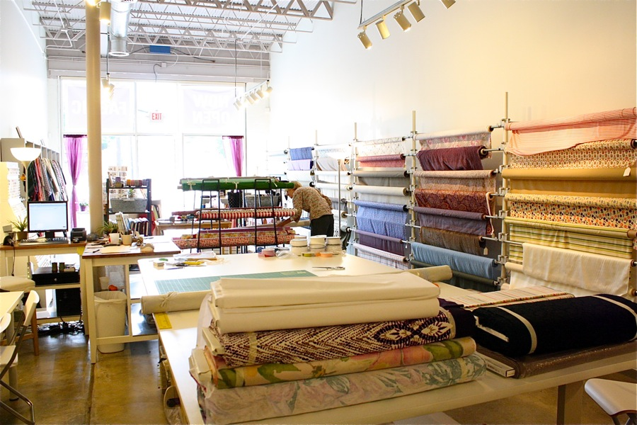 Shopping For Fabric In Texas Made Everyday