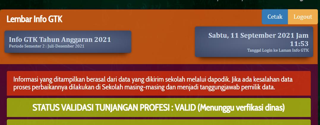 gambar info gtk semester 2 tahun 2021