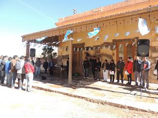 Iniciaron las obras del Tren Jujuy-La Quiaca en la localidad de Maimará