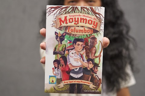 Kuya Jun's Moymoy Lulumboy 6 and other fantasy titles lead  Lampara Publishing's new releases