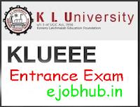 KLUEEE Entrance Exam