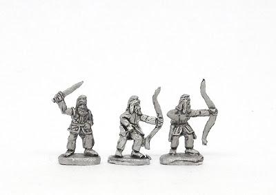 PER7 Saka Haumavarga/Asiatic Hillmen archers