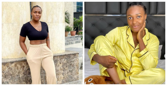 African men cheat because we live in a lawless country - Blessing Okoro says (video)