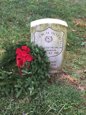 Fort Thomas Matters Support Veterans Wreaths Across