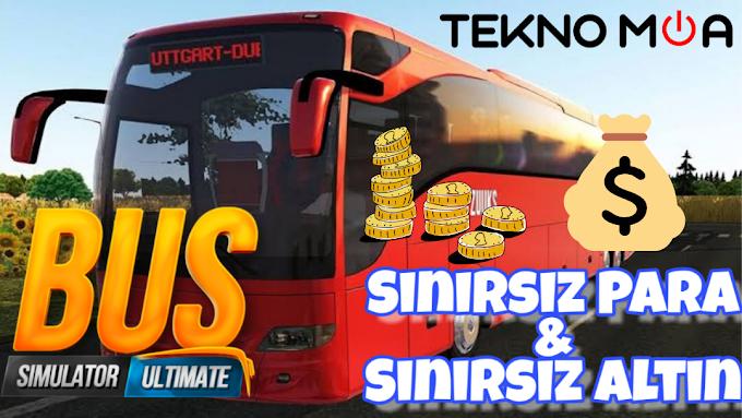 Bus Simulator Ultimate Apk Indir | Para + Altın Hilesi
