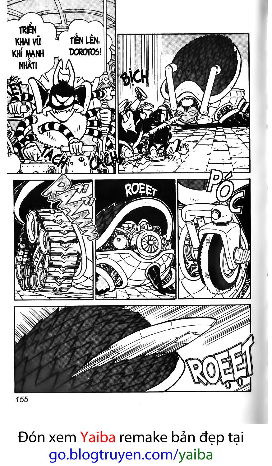 Yaiba chap 58 trang 10