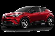 Brosur New Toyota CHR 2018