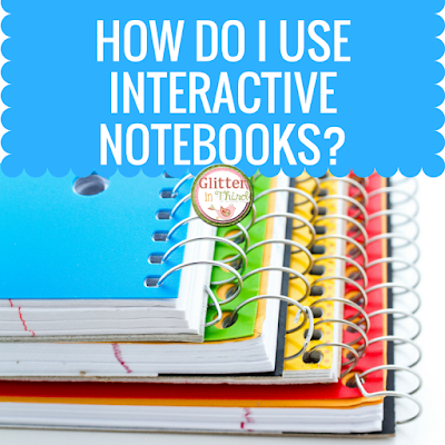 Easily incorporate interactive notebooks into your elementary classroom in science, reading, math, language arts, social studies, and even health! Setting them up and easy, and you will love seeing how excited kids are about them! Read more how to use and teach with them!