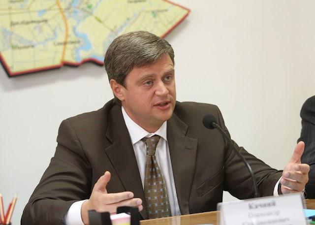 Олександр Качний: За підсумками перших трьох місяців держбюджет недоотримав 11,6% або 27,6 млрд грн доходів