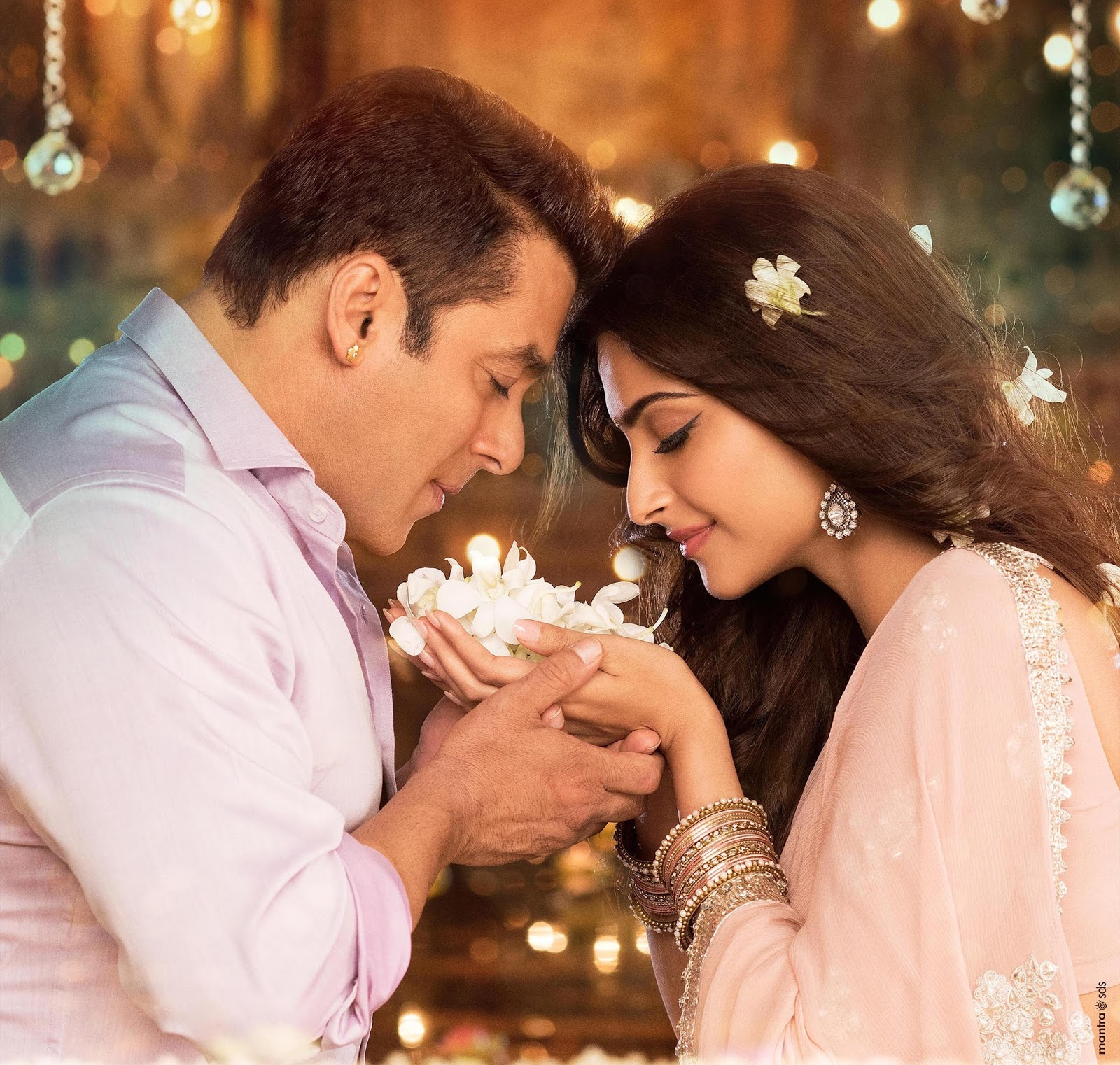 Salman Khan And Sonam Kapoor Hd Wallpaper Beautiful Desktop Hd