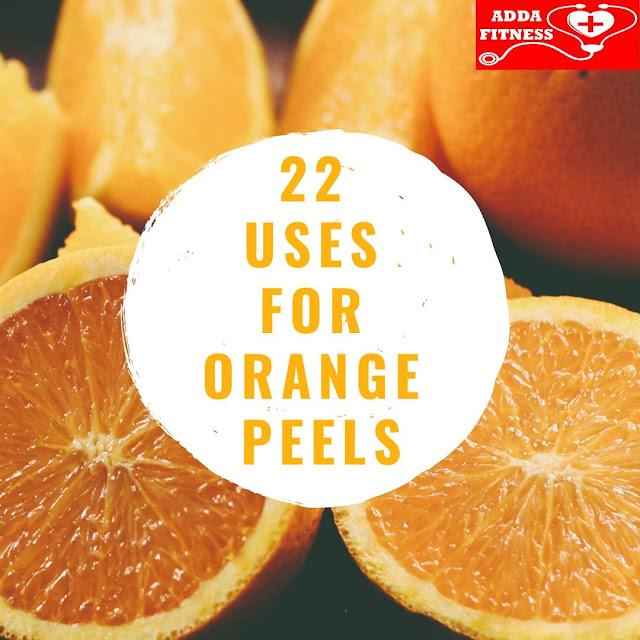 22 Uses for Orange Peels